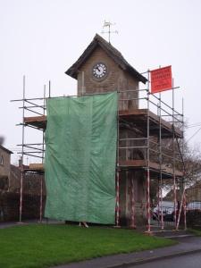 Refurbishment of Clock Tower